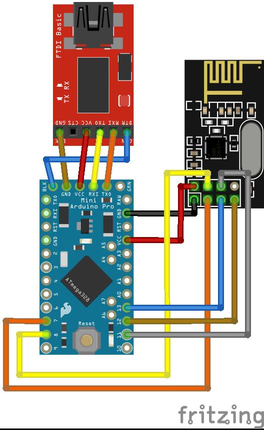 WiPy 3.0, MPU6055 & Micro Servo 9g