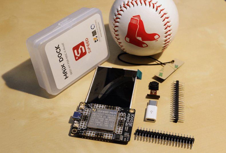 MAiX Dock & MicroPython: Hands-On with low power AI at the edge