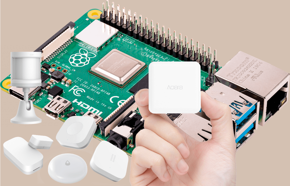 Zigbee: Xiaomi Sensors using Raspberry Pi (without Gateway