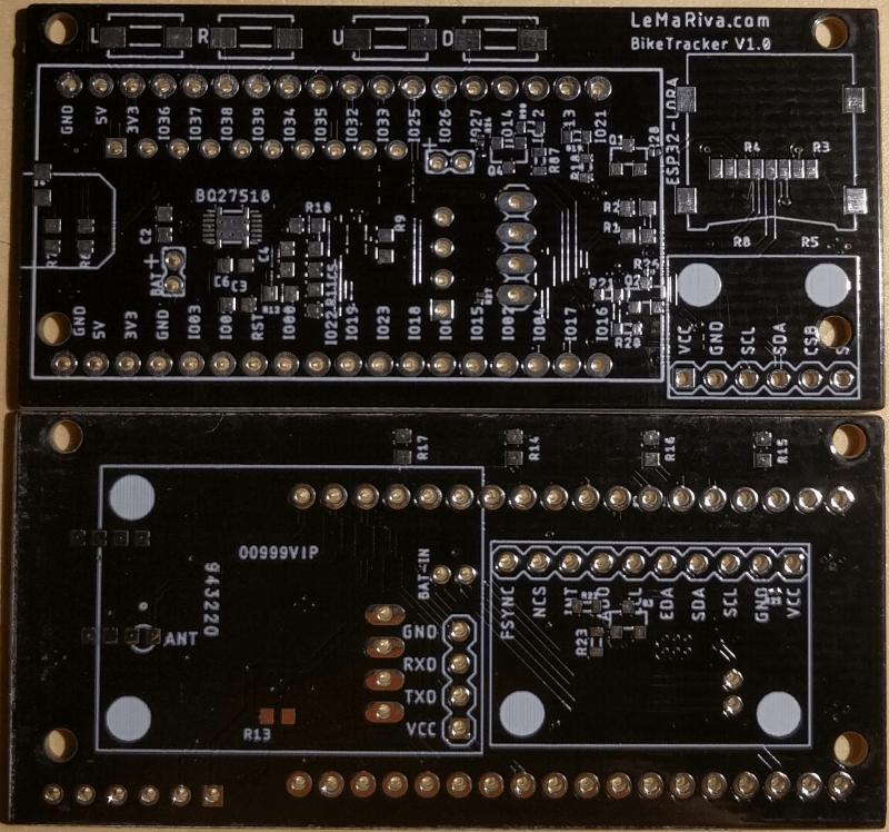 10 PCB boards