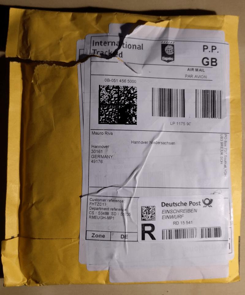 Shipping Bag