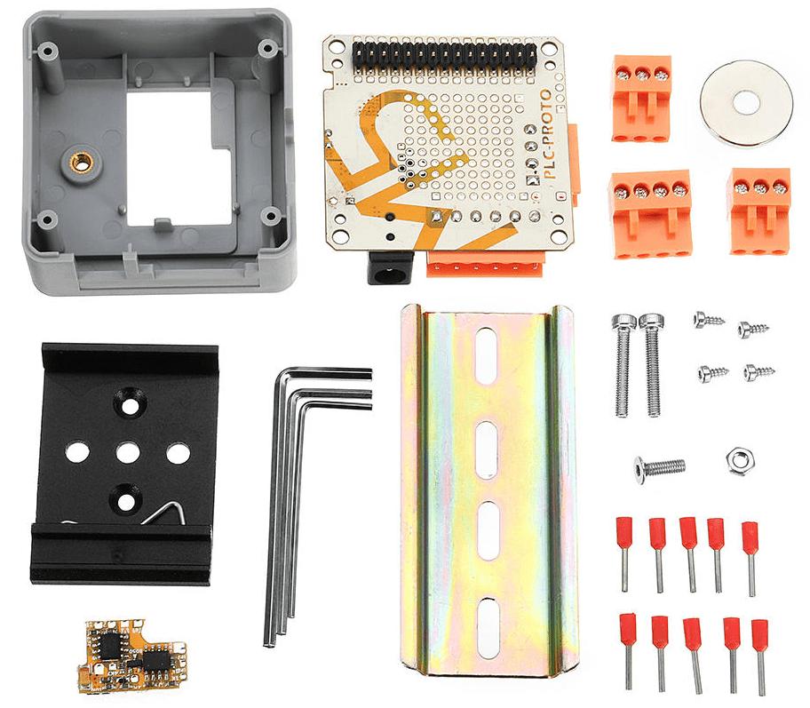 M5Stack PLC base kit