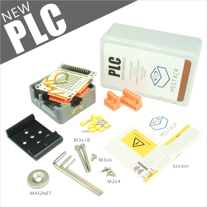 M5stack PLC kit